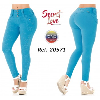 20571PAP-N BUTT LIFTING JEANS